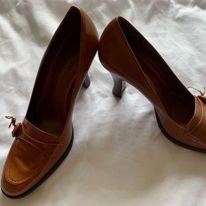 Classic Leather Heels